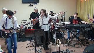 Вечер живой музыке в кафе Казачек г.Моздок 1.04.2018г