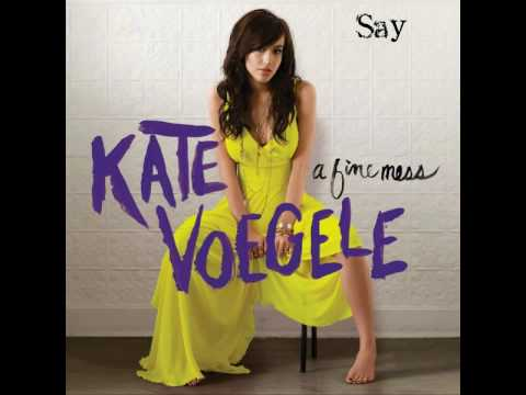 Клип Kate Voegele - Say Anything