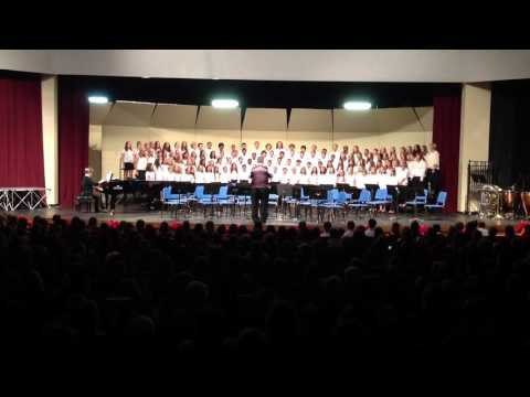 John Long Middle School Choirs-Come to the Music
