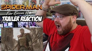 Spider-Man: Far From Home Trailer - Reaction!!!