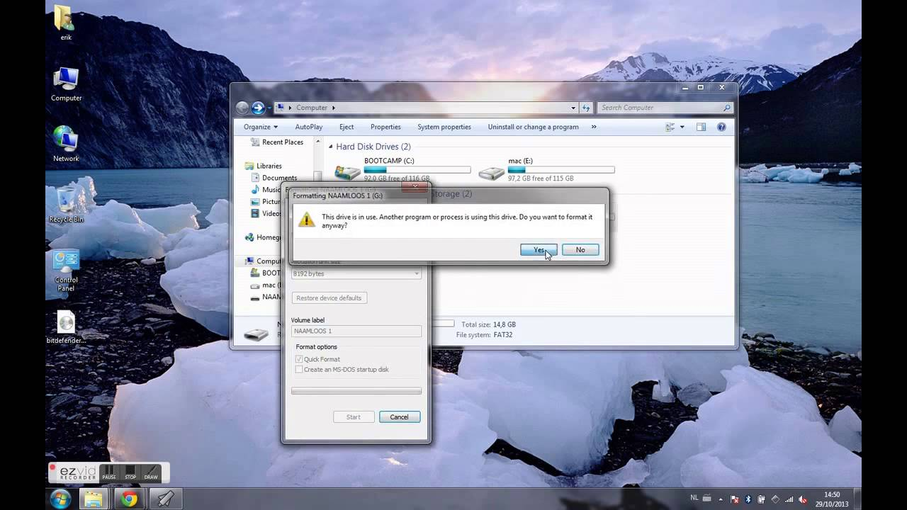 How to make your usb bootable on Mac Osx, Windows and Linux with
