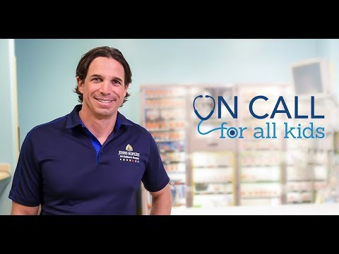 On Call for All Kids Overuse Injuries in Kids