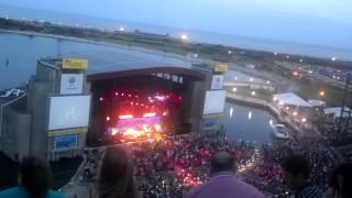 Goo Goo Dolls Performing I Wanna Wake Up Where You Are 8/17/13 Nikon at Jones Beach Theater