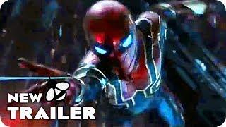 Avengers 3 Infinity War Iron Spider Spot & Trailer (2018)