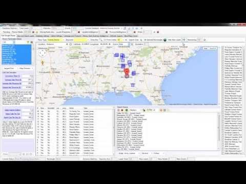 HOWTO: Scrape/data-mine emails from Google Maps