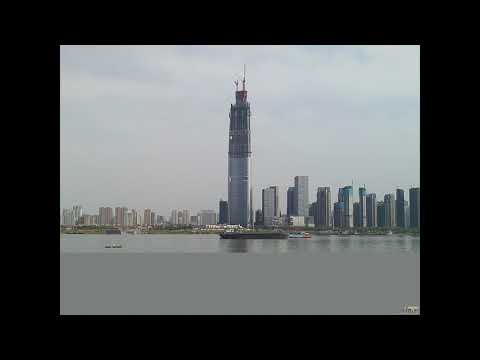 Wuhan Greenland Center 2087ft 126 fl Update! April 2018
