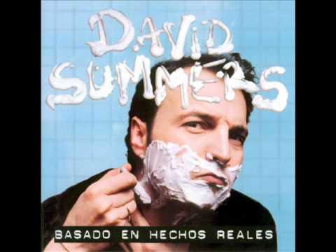 David Summers - Miedo