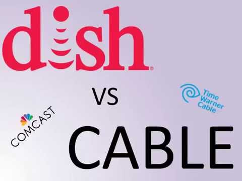 Satellite TV vs Cable Television