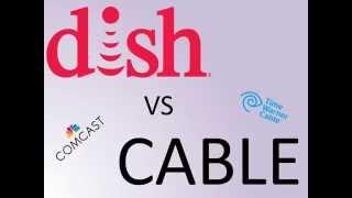 Satellite TV vs Cable Television