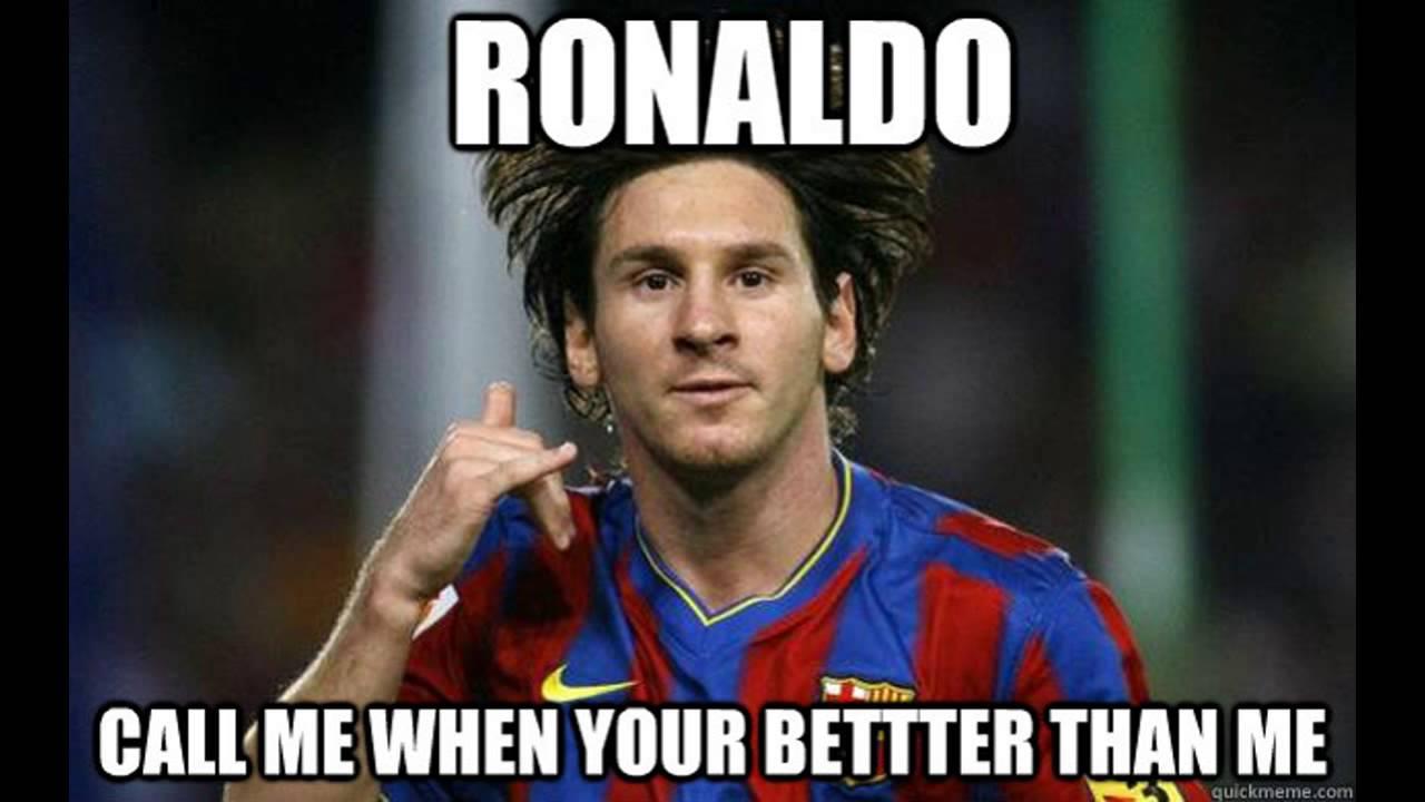maxresdefault messi is better than ronaldo memes!!!!!!!! youtube