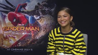 Spider-Man: Zendaya's close friendship with Tom Holland