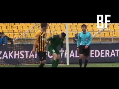 Timurbek Zakirov vs Kairat Almaty (Away) 2018 HD1080p