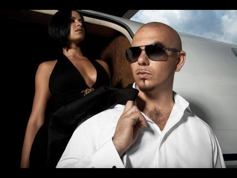 Pitbull rapper in Bing