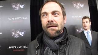 Supernatural Interview: Mark Sheppard on 10 Seasons Thumbnail
