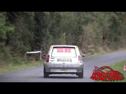 8º Rallye Ribeira Sacra 2019|JAVIER MARTÍNEZ CARRACEDO|RENAULT 5 GT TURBO