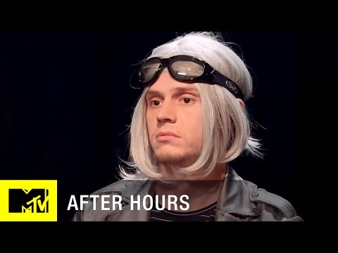 'XMen: Apocalypse' Group Therapy Session  MTV After Hours w Josh Horowitz  MTV