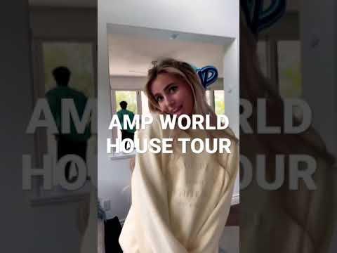 House Tour Of Amp World | #Shorts