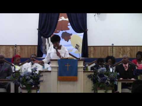 Shepherdess Odie Kennedy - Resurrection Sunday April 16, 2017