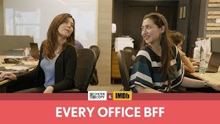 FilterCopy | Every Office BFF | Ft. Barkha Singh and Sahiba Bali