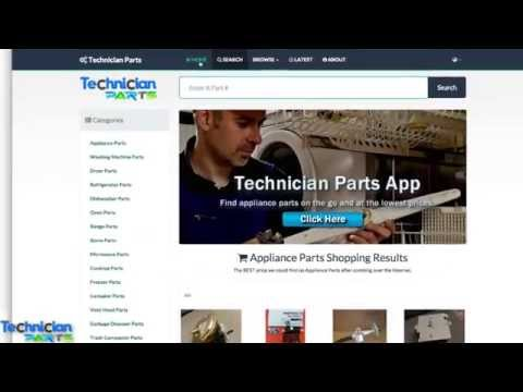 Technician Parts - Lowest Prices On Appliance Parts
