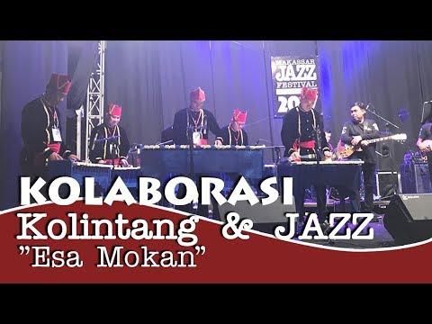 Kolintang: Esa Mokan versi Tradisional dan versi Jazz