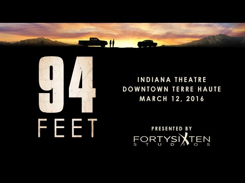 94 Feet at the Indiana Theatre