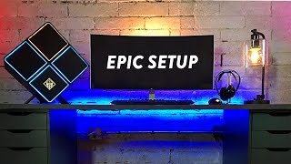 My Ultimate Gaming PC Desk Tour!