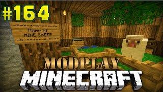 MINE SHEEP's Bude - Minecraft Modplay #164 [Deutsch/HD]