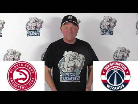 Washington Wizards vs Atlanta Hawks 3/6/20 Free NBA Pick and Prediction NBA Betting Tips