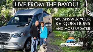 Ask Us Anything from The Bayous of New Orleans