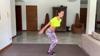 Кардио workout сжигаем жир Тренировка дома