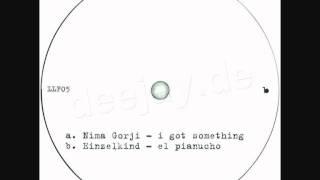 Nima Gorji & Einzelkind - El Pianucho (Original Mix)