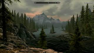 Моя сборка Skyrim Legendary Edition