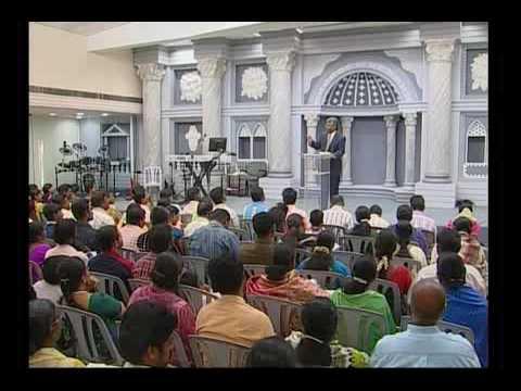 Sam P Chelladurai God Kind of Faith Vol 011