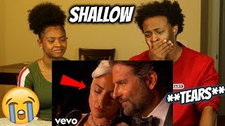 "First Time Listening To Lady Gaga, Bradley Cooper - ""Shallow"" From A Star Is Born!! (CRYING!!)"