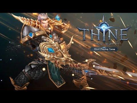 Makin SUSAH! Wajib PARTY! | THINE [KR] Android/IOS MMORPG (Indonesia)