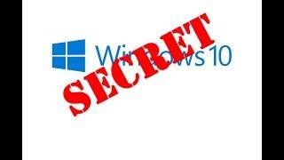 Best 7 Windows 10 Secret tweak That You Should Do Right Now!!