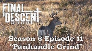 "Season 6 Episode 11 ""The Pandhandle Grind"""