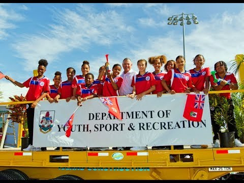 U17 Women's Football Team Motorcade, Oct 25 2017