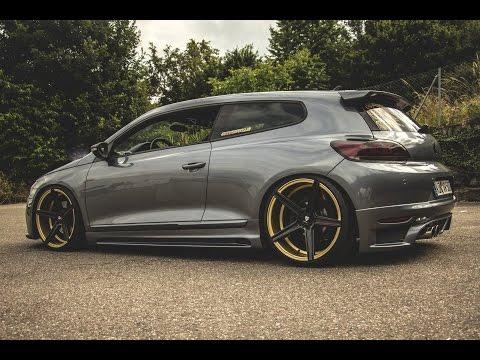 """K-custom - VW Scirocco """"R"""" Tuning"""