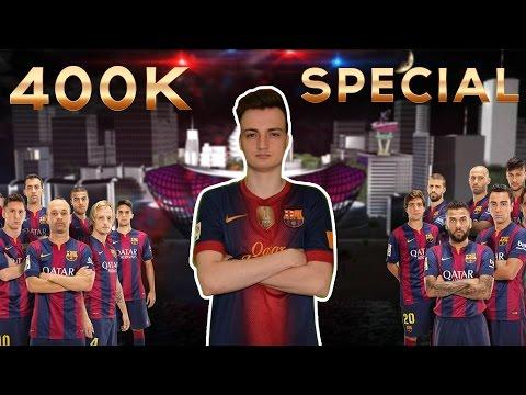 FC Barcelona - Bayern München Champions League - Stadionvlog