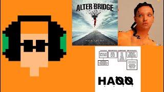 Catch Up Review Alter Bridge, FKA twigs, Liturgy