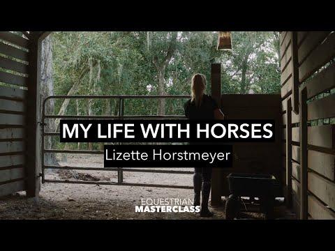 My Life With Horses: Lizette Horstmeyer