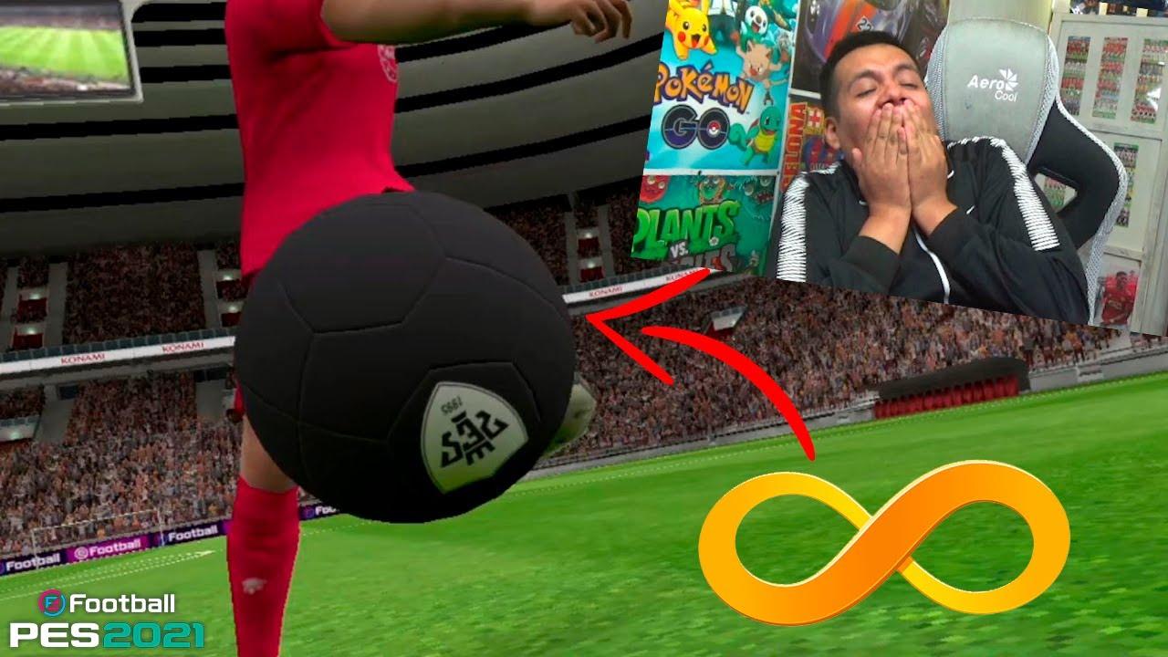 Download LA CUENTA DE LAS BOLAS NEGRAS INFINITAS en PES MOBILE *Impactante Ball Opening*