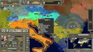 Supreme Ruler 1936 - Campaign - Italy - Part 1