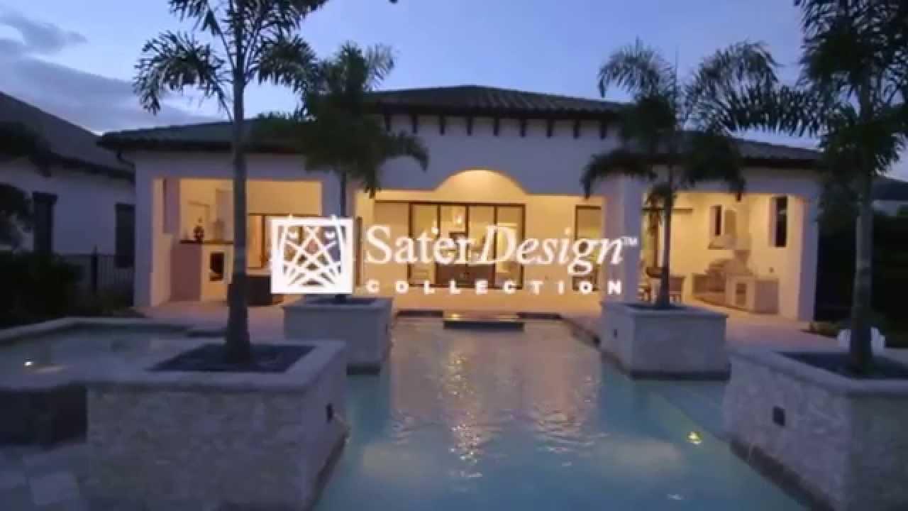 Sater design video promoted in naples of interior design for Alpha home interior decoration llc