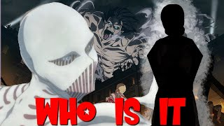 ... and theoryin this video i theorize who has the war hammer titan in attack on titans season 4...
