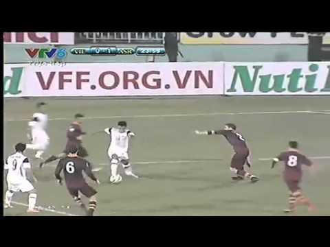 U19 Viet Nam 1-2 U19 AS Roma Video