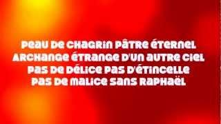 Download Raphael de Carla Bruni paroles MP3 song and Music Video