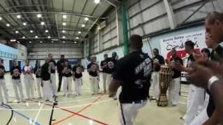 Capoeira Candeias Roda 1 - Batizado 2014